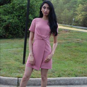TooShop Wrap Mini Dress 🌷